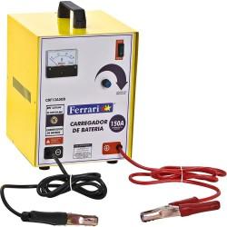 CARREGADOR DE BATERIA CBF12-50B 10 AMPER 110/220V - FERRARI