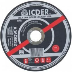 DISCO DE CORTE 12x3/4x1/8 - ICDER