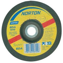 "DISCO DE DESBASTE 7 "" BDA640 - NORTON"