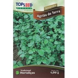 SEMENTE AGRIÃO DE TERRA